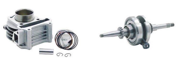 Резервни части за скутер двигатели